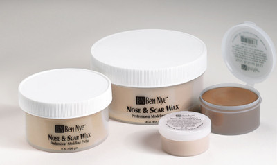 Ben Nye Light Brown Molding Scar and Nose Wax