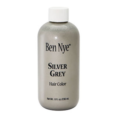 Ben Nye Silver Grey Liquid Hair Color