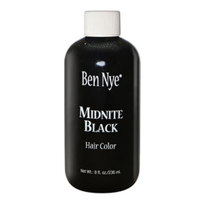 Ben Nye Midnight Black Liquid Hair Color