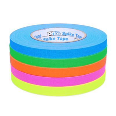 Spike  Tape Fluorescent Colors
