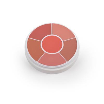 Ben Nye Creme Rouge Wheel - Natural Glow