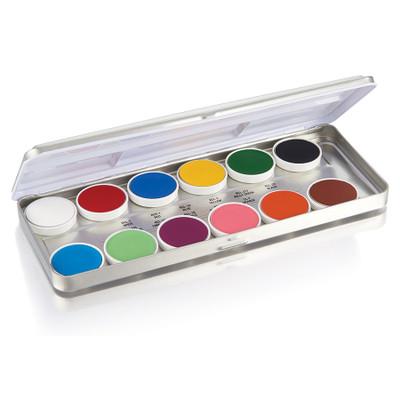 Ben Nye Master Creme Palette 12 Colors