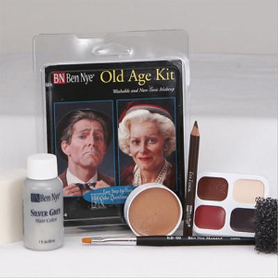 Ben Nye Old Age Kit