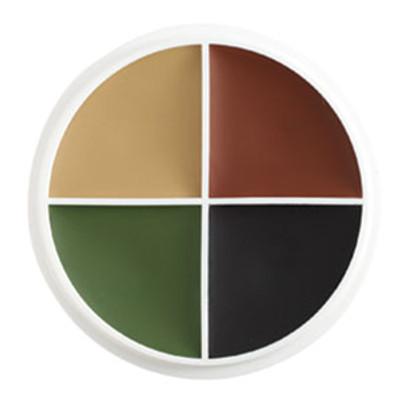 Ben Nye F/X Color Wheel - Camouflage