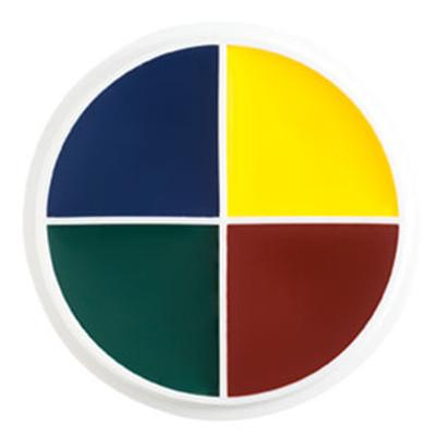Ben Nye F/X Color Wheel - Cuts & Bruises