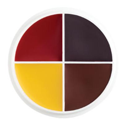Ben Nye F/X Color Wheel - Bruise & Abrasions