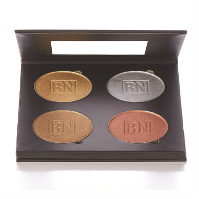 Ben Nye Lumiere Metallic Palette-4 Color