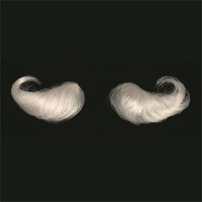Authentic Natural Santa Eyebrows
