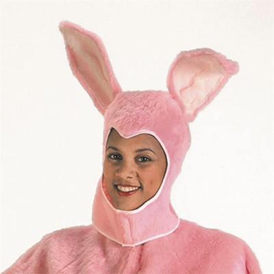 Bunny Hood - Pink