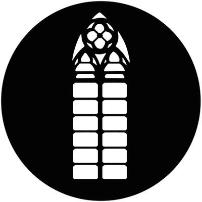 Church Window - GAM Gobo #202