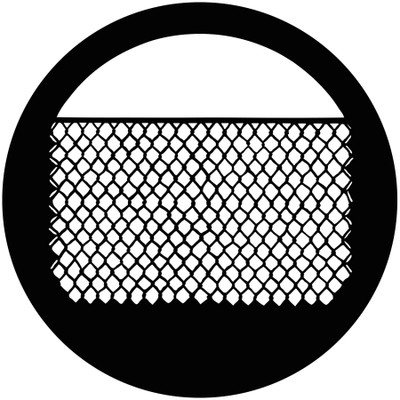 Chain Link Fence - GAM Gobo #263