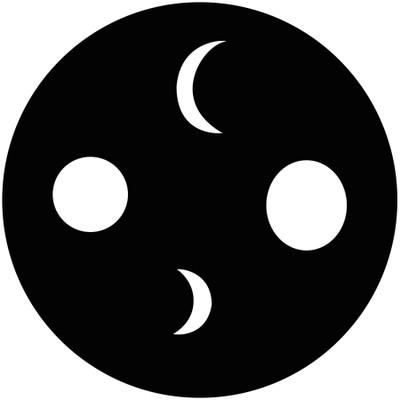 Small Moons - GAM Gobo #295