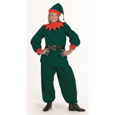 Adult Elf Suit