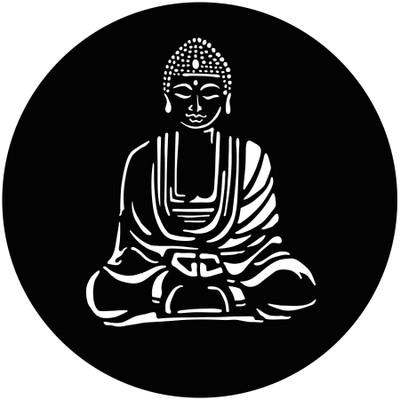 Buddha - GAM Gobo #716