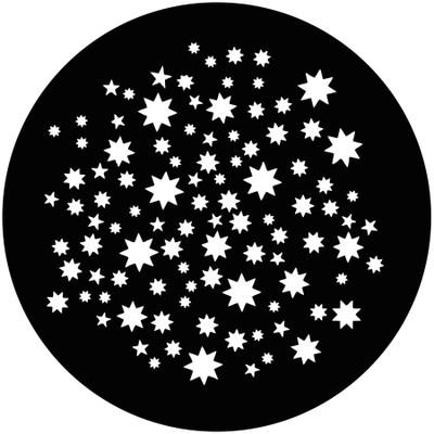 Stars on Stars - GAM Gobo #777.