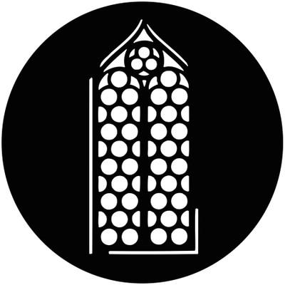 Byzantine Window - GAM Gobo #803