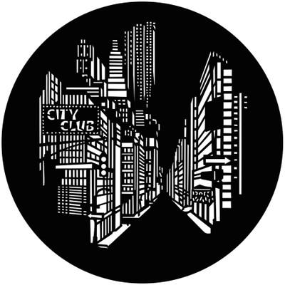 Night City - GAM Gobo #902
