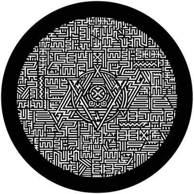 Mayan Maze - GAM Gobo #916