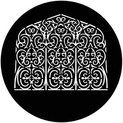 Persian Window - GAM Gobo #918