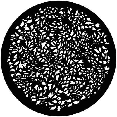 Vine Leaf Breakup - GAM Gobo #924
