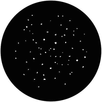 Realistic Stars - GAM Gobo #231