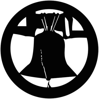 Liberty Bell - GAM Gobo #238