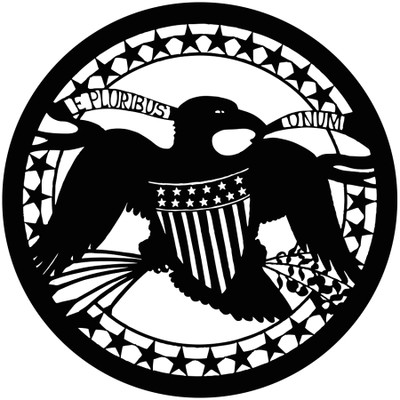 Eagle with Crest - GAM Gobo #240
