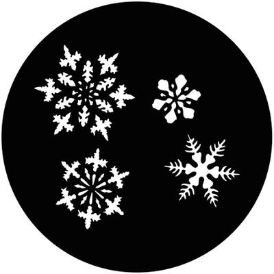 Small Snowflakes - GAM Gobo #310