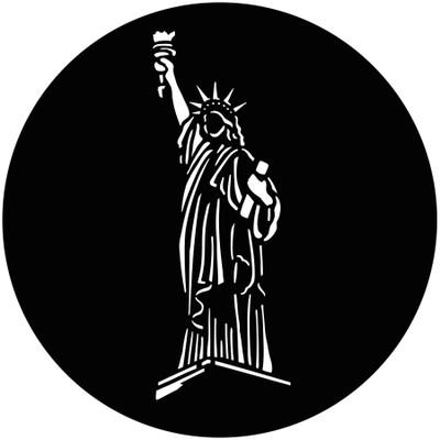 Statue of Liberty - GAM Gobo #817
