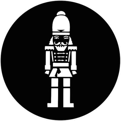 Wooden Soldier - GAM Gobo #826