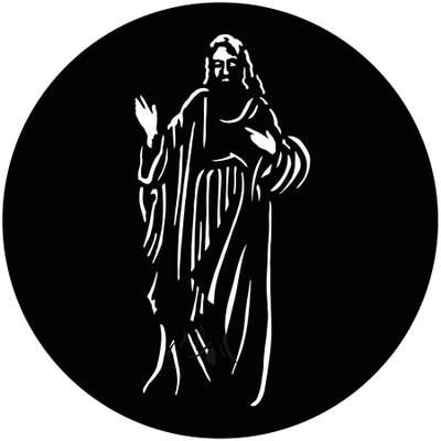 Christ Risen - GAM Gobo #831
