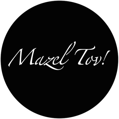 Mazel Tov - GAM Gobo #922