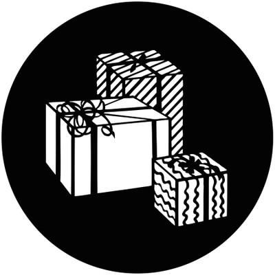 Gifts - GAM Gobo #710