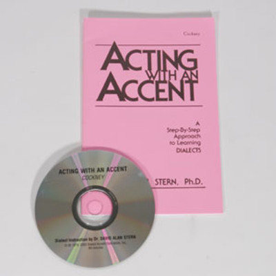 Dialect Accent Acting with an Accent