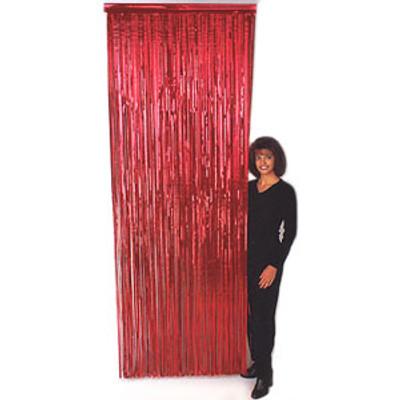 Shimmer Curtain 8'