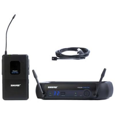 Shure Wireless Digital Lavalier System