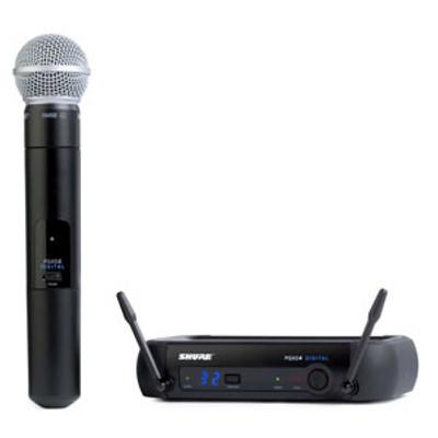 Shure Wireless Digital Microphone System