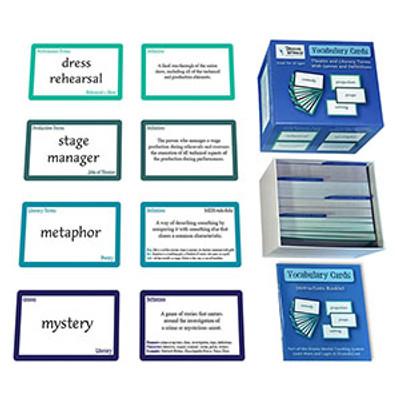Drama Works! Vocabulary Cards