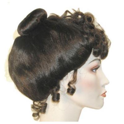 Gibson Girl Wig