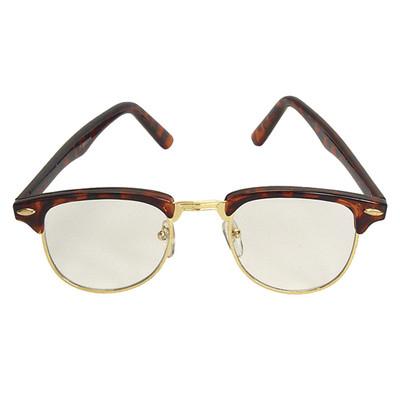 Mr. 50s Tortoise Frames Glasses