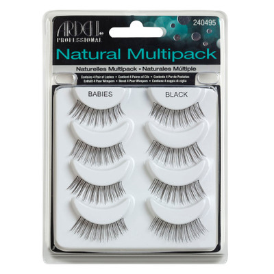 Ardell Professional Natural Babies Multipack Black