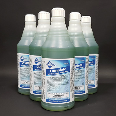 Complete RTU Bottles without Sprayers