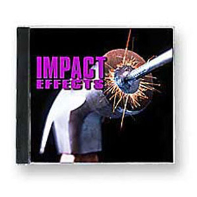 Sound Ideas The Impact Effects Collections