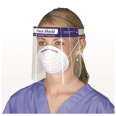 Medical-Grade Protective Face Shield
