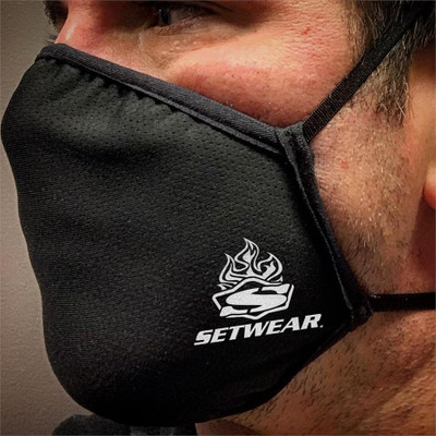 SetWear Multi-Filtration Face Mask (Over the Head)