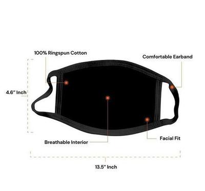 SetWear EZ-On Face Mask V2 (Over The Ear)