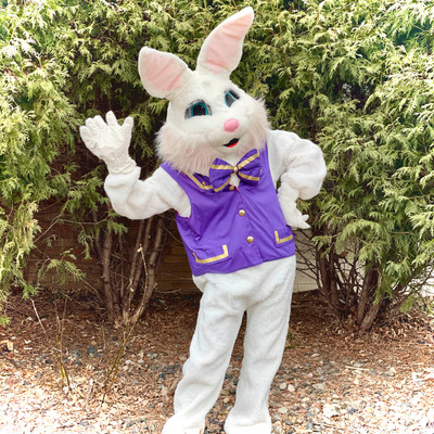 Easter Bunny Costume!