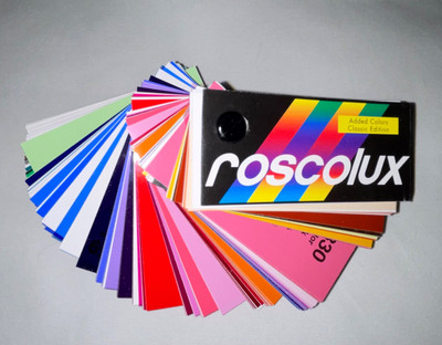Roscolux Swatchbook