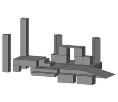 Model Junior Modular Set