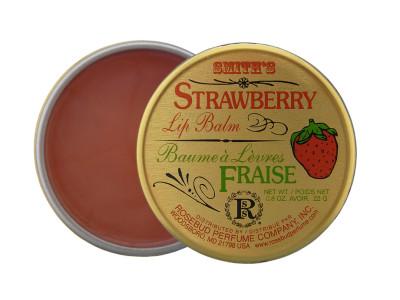 Strawberry Lip Balm Tin